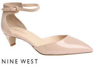 Nine West Brand Bridal Wedding Shoes