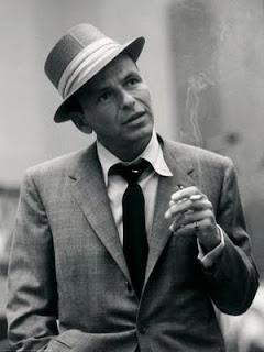 frank sinatra smoking