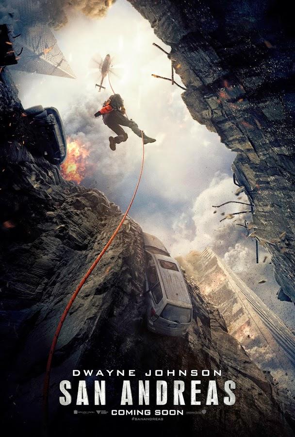 ตัวอย่างหนังใหม่ : San Andreas (มหาวินาศแผ่นดินแยก) ซับไทย poster