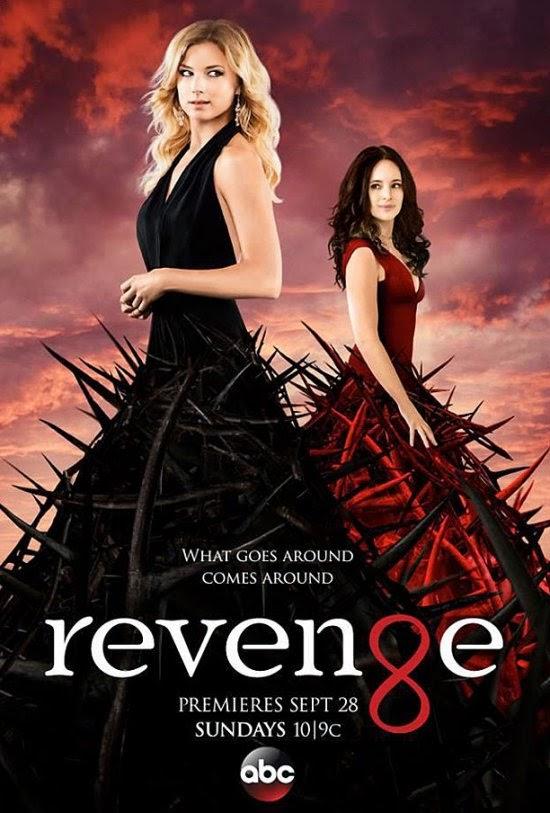 Revenge Temporada 4 audio espa�ol