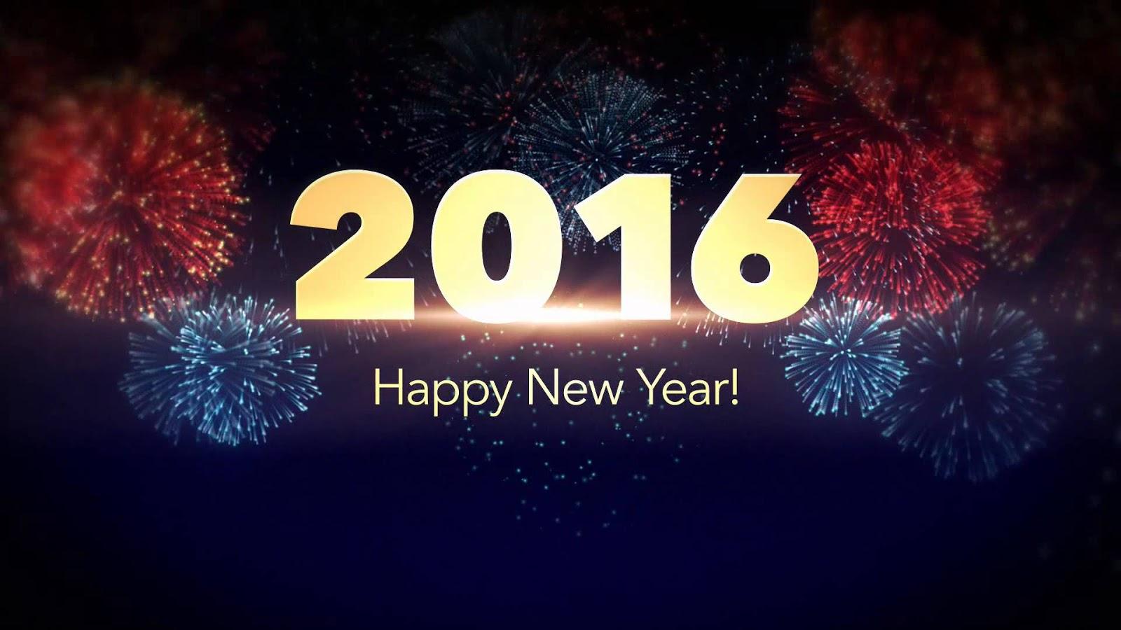 Hình nền chúc mừng năm mới 2016 - ảnh 1