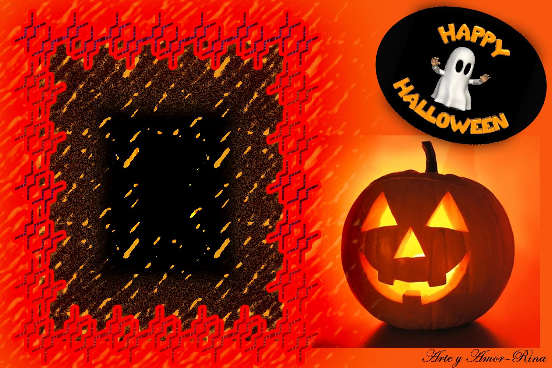 Arte y amor: Otros marcos para Halloween