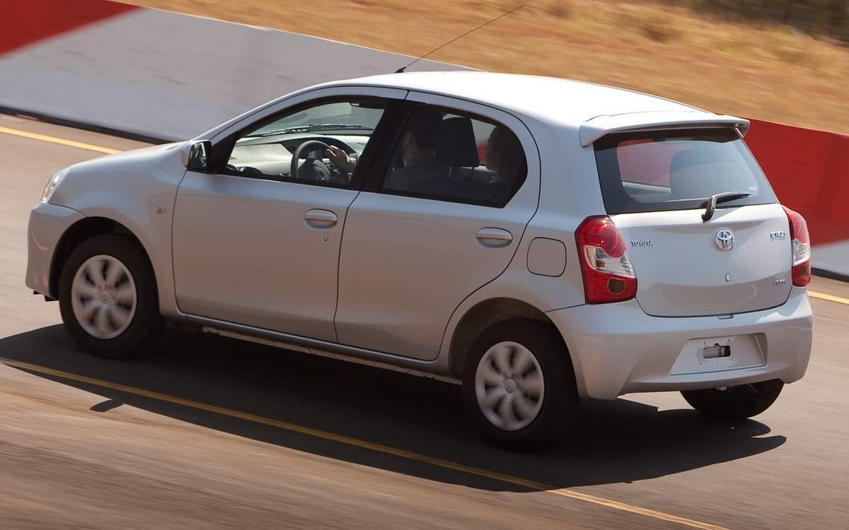 Toyota Etios - para mercados emergentes