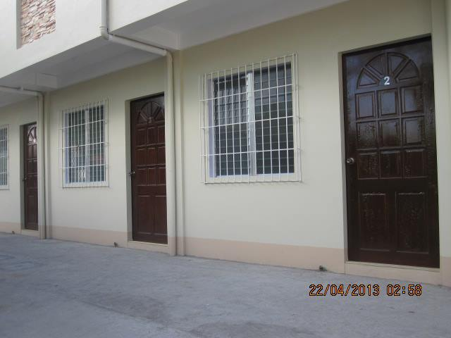Office Space Studio Type Room For Rent Naga City Deck