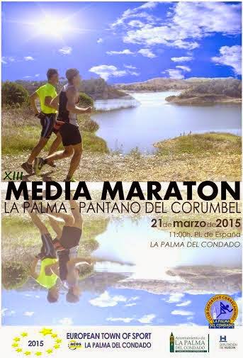 Media Maratón La Palma Cdo. 21-03-2015