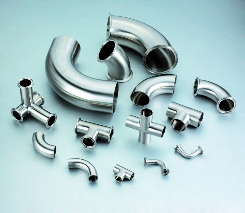 Stainless steel tube fittings principles