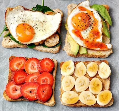 delicious healthy nutrition