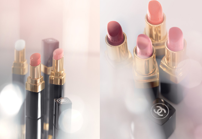 Les harmonies de printemps de chanel spring 2012 makeup collection