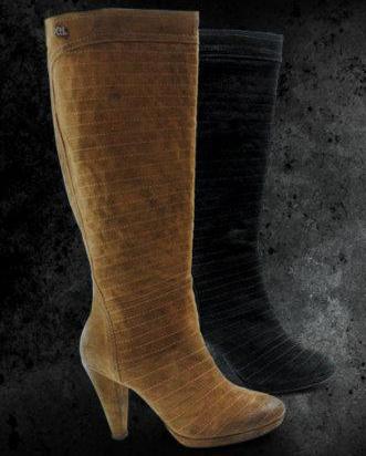 botas altas invierno 2012