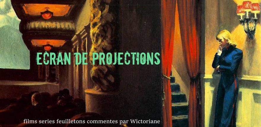Ecran de projections