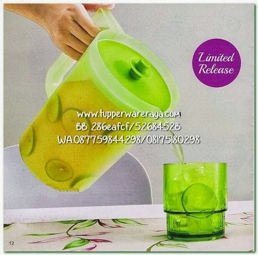 Tupperware Promo April 2015 2L Pitcher
