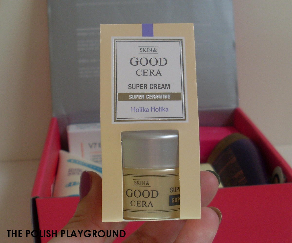 Memebox Luckybox #3 Unboxing - Holika Holika Skin & Good Cera Super Cream