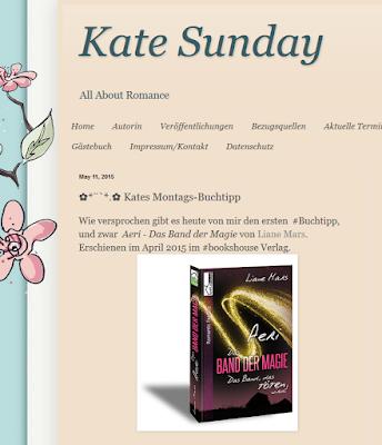 http://katesunday-autorin.blogspot.de/2015/05/kates-montags-buchtipp.html