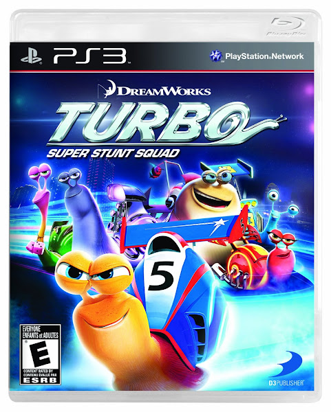 Turbo Super Stunt Squad PS3 Español Region USA