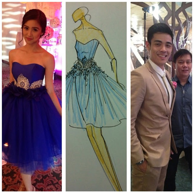 Images courtesy of Instagram users @edwintan_designer