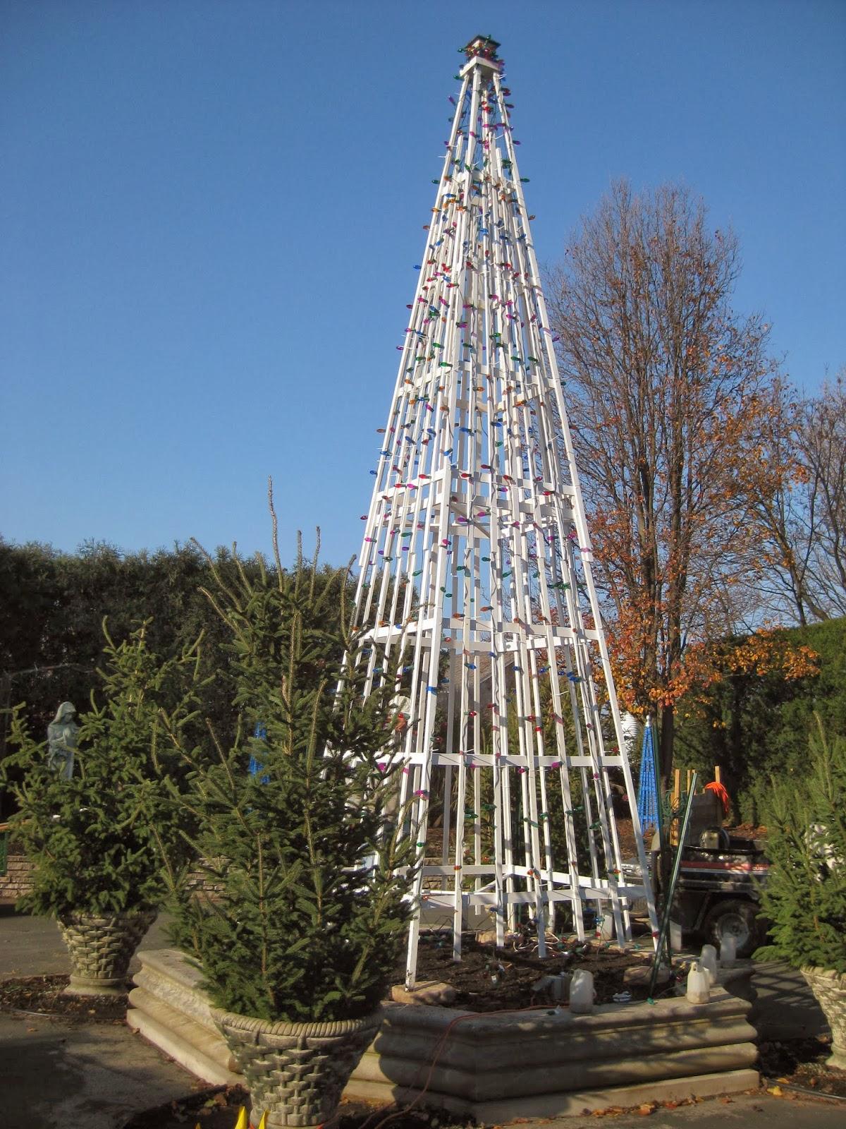 rotary botanical gardens hort blog the obelisk for garden