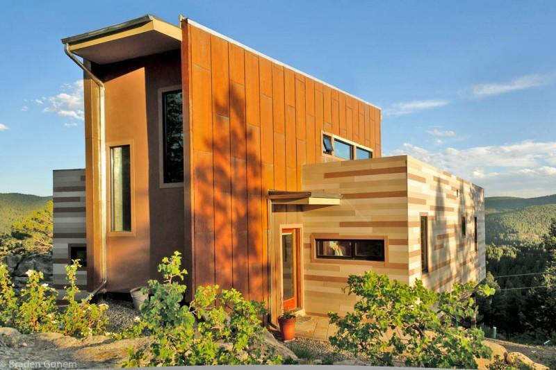 Modern Interior Design : Off Grid Homes Plans