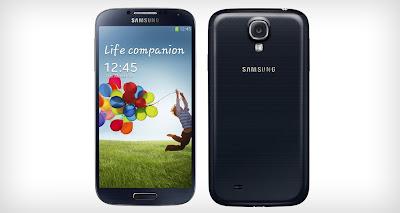 Samsung Galaxy S4 ominaisuudet