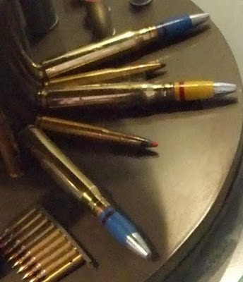 Peluru Senapan Sniper Buatan Pindad Mampu Jebol Tank