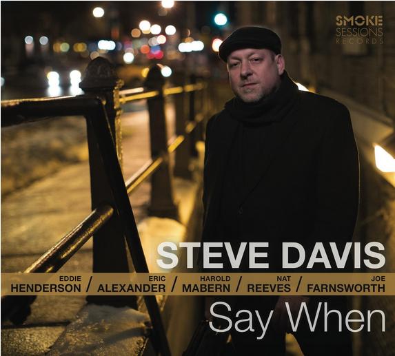 STEVE DAVIS:  SAY WHEN