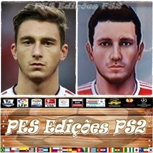 Matteo Darmian (Manchester United) e Itália PES PS2