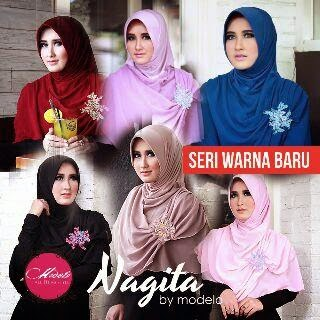 Grosir Jilbab Cantik Terlaris 11