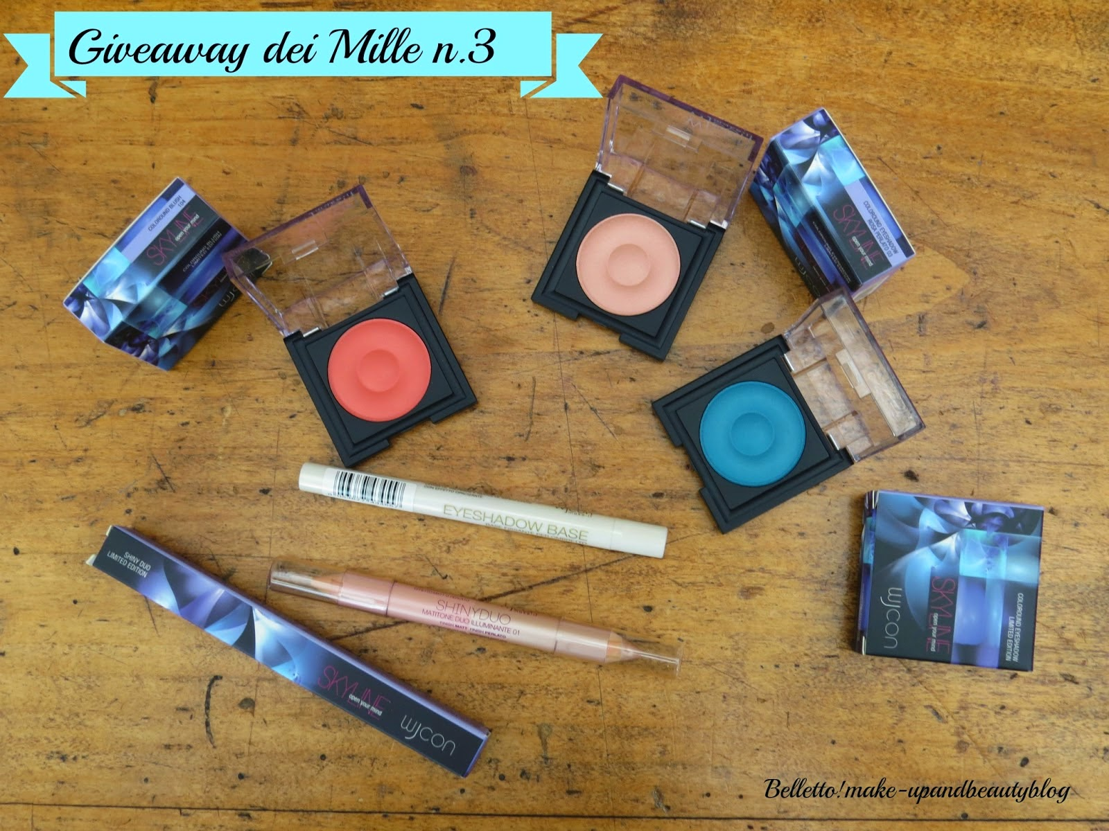 Giveaway dei Mille