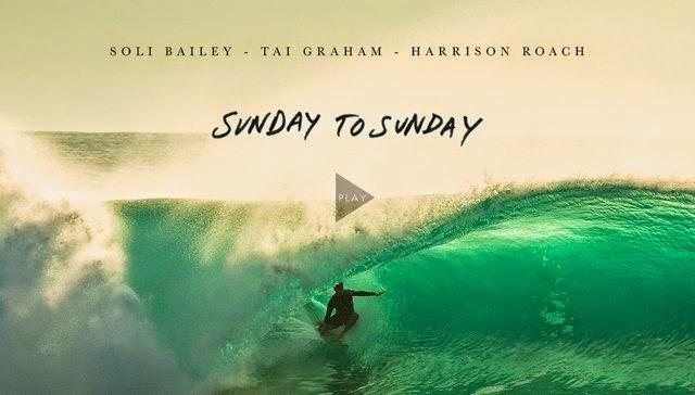 SUNDAY TO SUNDAY- SOLI BAILEY TAI GRAHAM HARRISON ROACH