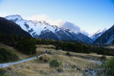 Mount Cook, Hooker Valley