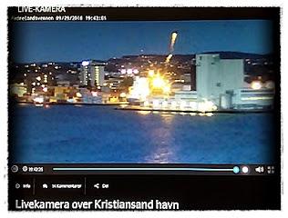 Live kamera over Kr.Sand havn