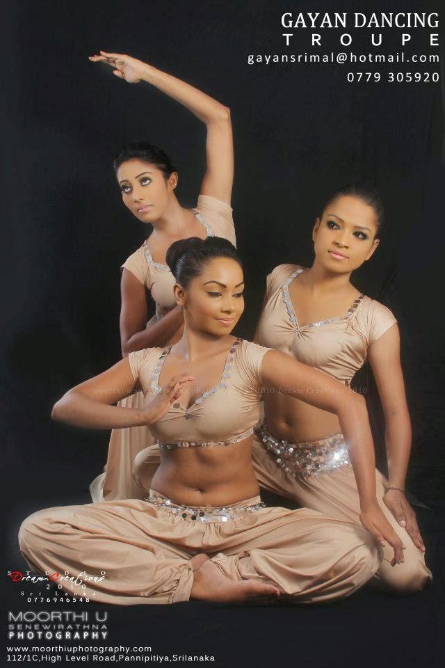 sri lankan dancers navel buriya