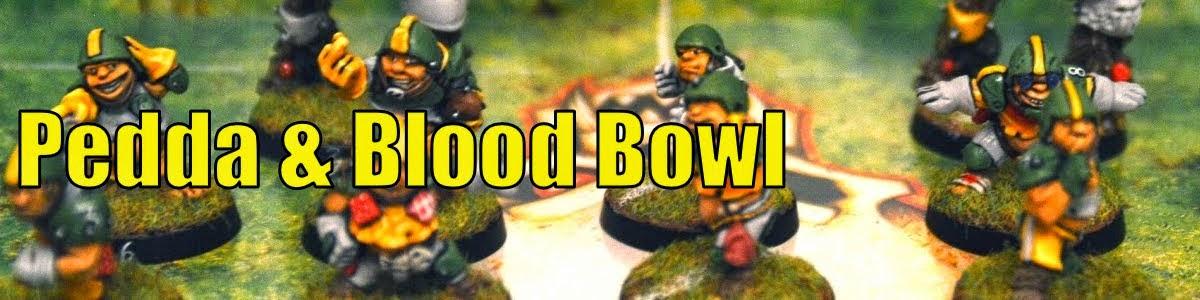 Pedda & Blood Bowl