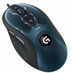 Lowest Price Deal: Logitech G400s USB 2.0 Optical Gaming Mouse worth Rs.3295 for Rs.1591 Only @ Flipkart