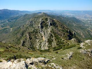 Cresta del Benicadell