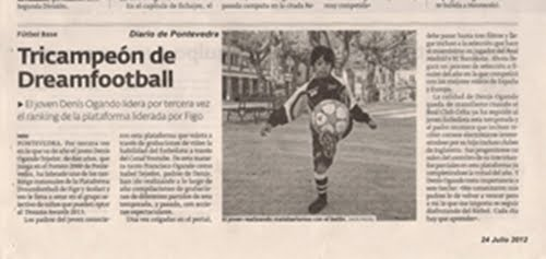 DIARIO de PONTEVEDRA - 24/07/12