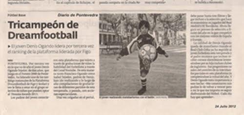 DIARIO de PONTEVEDRA - 24/07/12