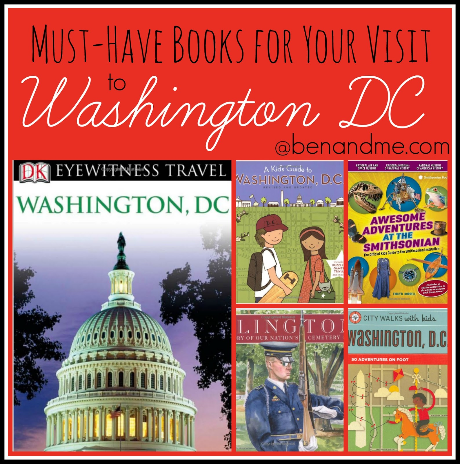 Washington DC a Comprehensive List of Resources to Study or Visit