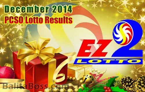 10 december lotto numbers