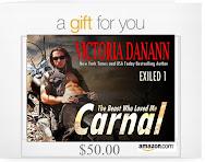 Carnal Blitz & Giveaway