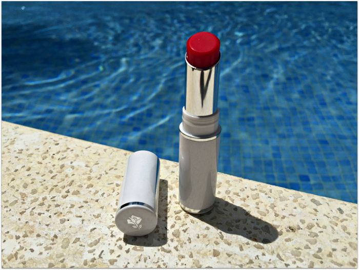 Lancome Shine Lover Lipstick O My Rouge 120 Review