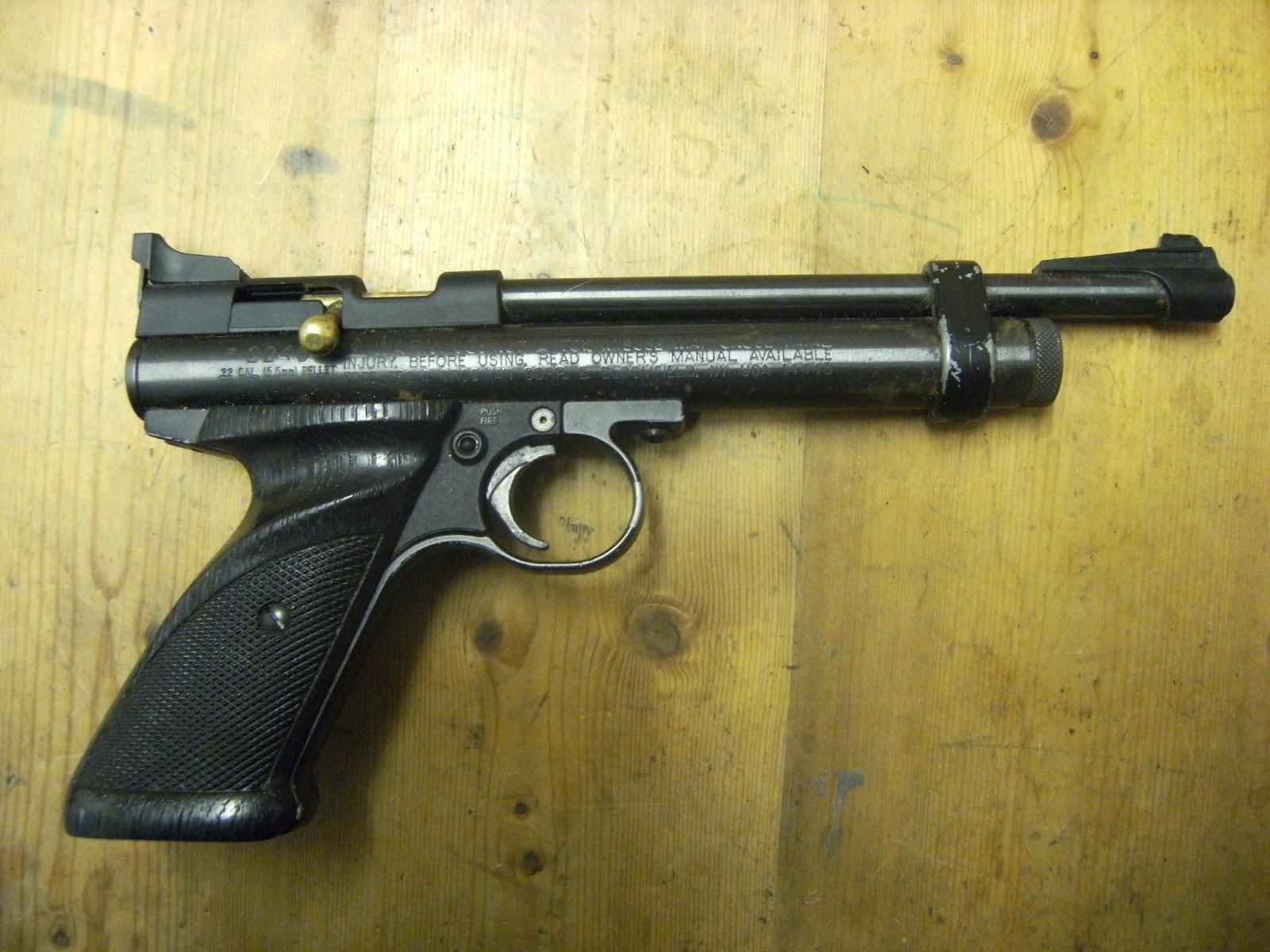 the angry angry gun company crosman 2240 co2 pistol the most rh angryangryguncompany blogspot com Crosman Steel Breech 2240 With Modified Crosman 2240