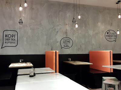 Wang Cafe Orchard Gateway Singapore