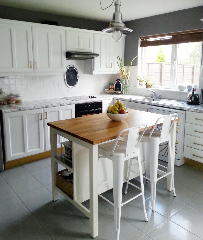 €200 e week Full kitchen makeover Make Do and DIY