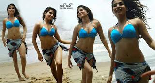 samantha anjaan bikini Picture