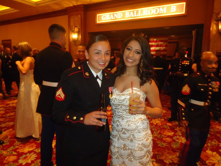 Marine Wife & Co.: Marine Corps Ball