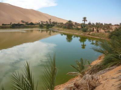 L'eau avant tout Lybie2