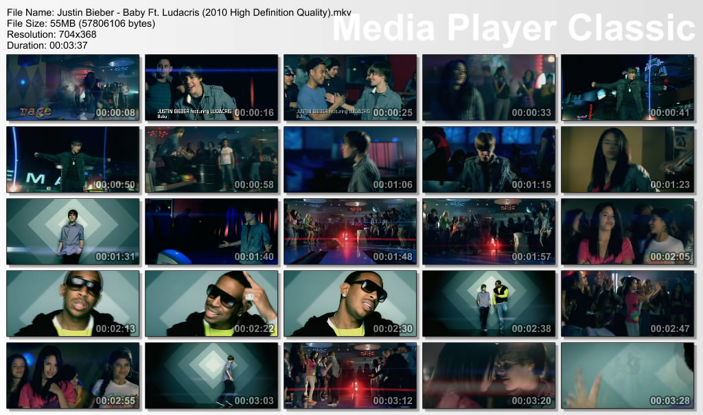 Justin+Bieber+-+Baby+Ft.+Ludacris+%282010+High+Definition+Quality%29 ...