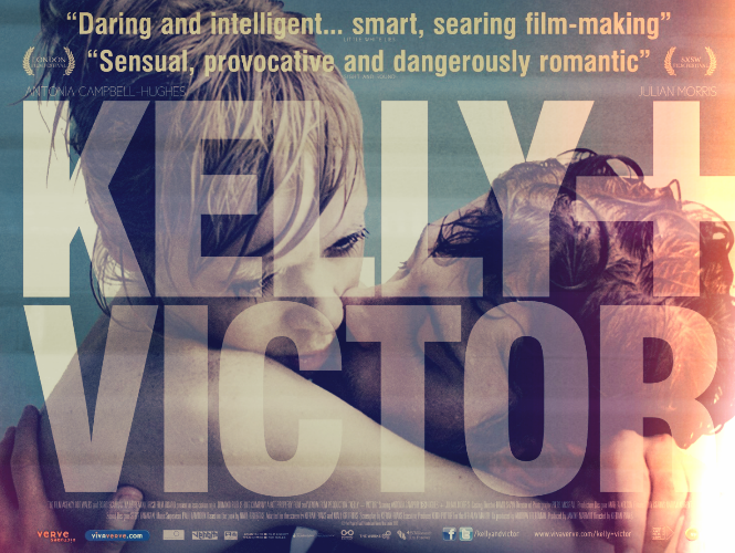 kelly + victor, kelly and victor, film review, julian morris