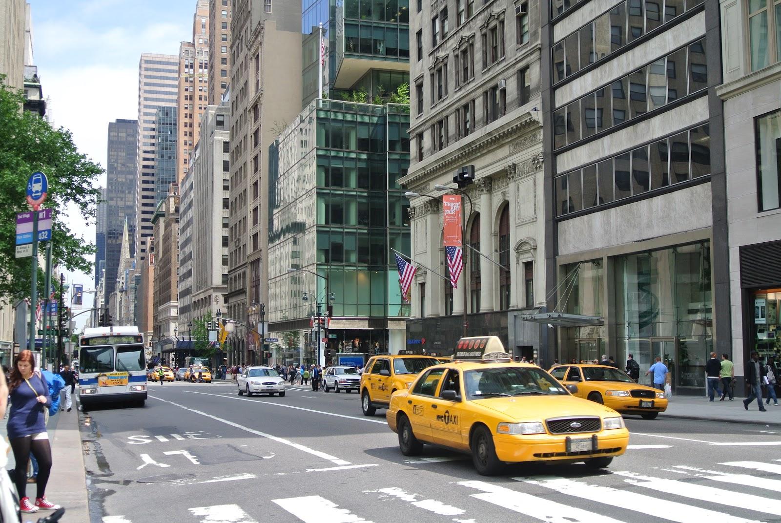 New York Vehicles