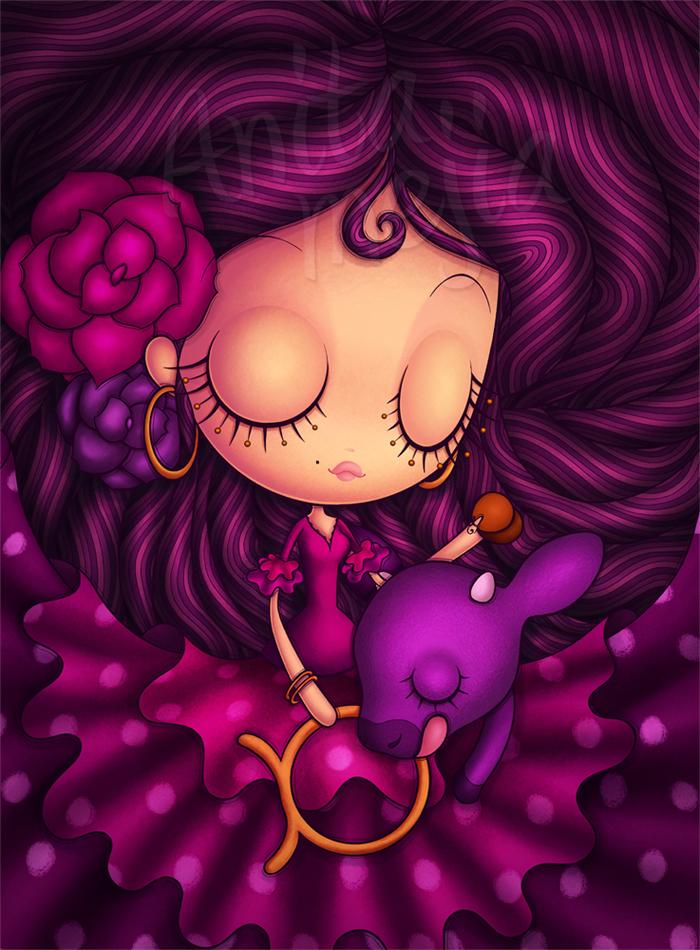 #8 - Bộ ảnh theo phong cách Công chúa ngủ trong rừng cho 12 cung hoàng đạo